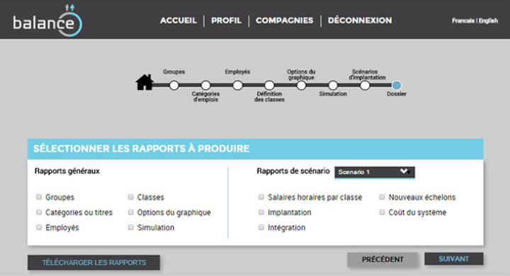 Rapports_Structure